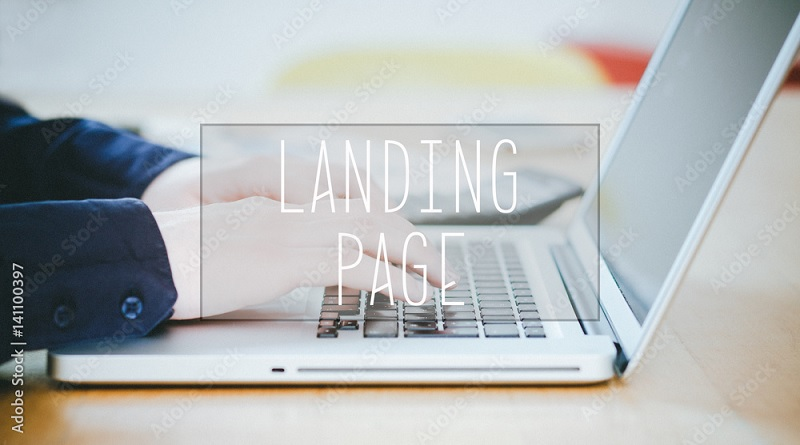 The Anatomy of a Local Landing Page [Infographic]