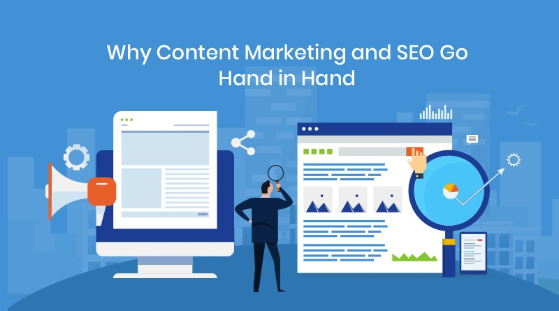 Why Content Marketing and SEO Go Hand In Hand